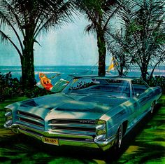 1966 Pontiac Star Chief Executive Hardtop Coupe - 'Good Life': Art Fitzpatrick and Van Kaufman