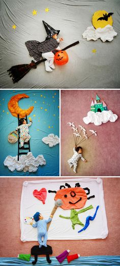 note: creative photoshoot for baby // queenie liao.