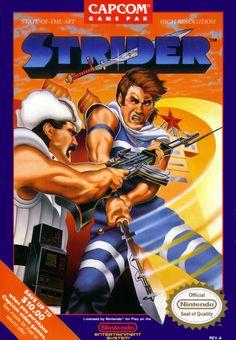 Strider: NES