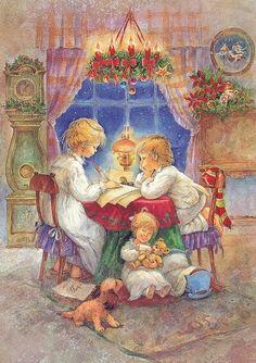 La lettre au Père de Noël