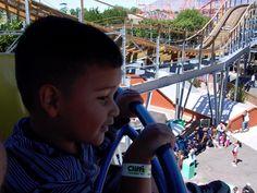 Enjoy the day at Cliff's Amusement Park.