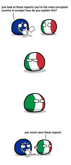 Italy of genious