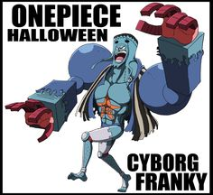 Hallowen - Franky - Online One Piece