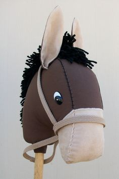 Stick Mule Ready to Ride MADE TO ORDER by RusticHorseShoe on Etsy