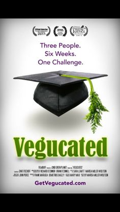 Vegucated. If you think meat & animal products are good for you....watching this may have you thinking again