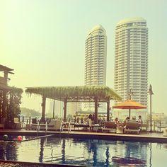 """Riva Surya ...."""" #rivasurya #rivasuryabangkok #hotelbkk"""