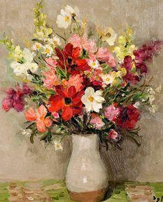 Marcel Dyf 1899-1985   French Impressionist painter   Still Life