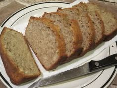 Mile High Baking - High-Altitude Banana Bread