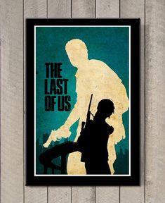 El último de nosotros cartel