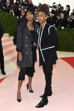 Willow Smith in Chanel - 2016 Met Gala
