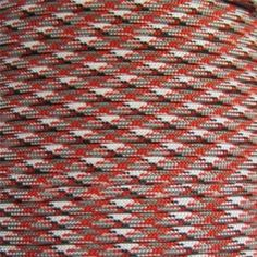 Red Camo 100ft 550lb Type III Paracord Survival Rope -- Click on the image for additional details.