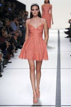 Elie Saab - Parigi - Primavera Estate 2014 - Sfilate - MarieClaire