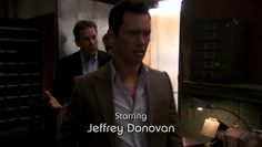 """Burn Notice 4x17 """"Out of the Fire"""" - Michael Westen (Jeffrey Donovan), Sam Axe (Bruce Campbell) & Larry Sizemore (Tim Matheson)"""