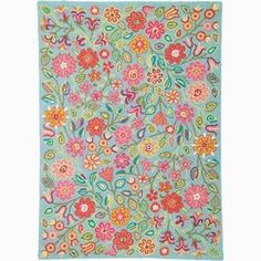 Our Hooked Rugs & Cotton Rugs Will Brighten Any Room! | Vibrant & Fun