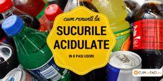 cum renunti la sucuri acidulate