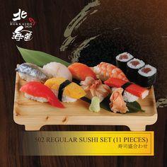 Regular Sushi Set
