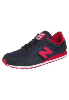 best loved 5c1eb 5bfa3 New Balance UL 410 - Trainers - blue - Zalando.co.uk. laly · My favorite!!! Nike  Air Max ...