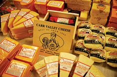 Cheese tours
