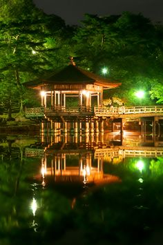 Ukimi do Temple, Nara by kazu on PHOTOHITO