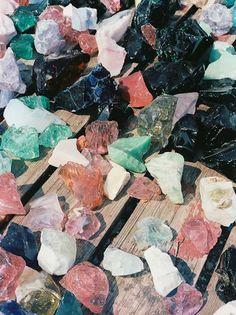 Color story through gems and stones | @missjessicanne — don't let your dreams be dreams xxx