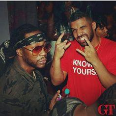 New Jack City, Proverbs 6, 2 Chainz, Celebs, Celebrities, Illuminati, Movies Showing, His Eyes, Drake