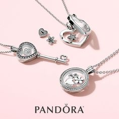 a2c3f0977d67 Show your mom how much she means to you with a personalized locket from  PANDORA. Visit us today!
