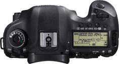 Test Canon EOS 5D Mark III : prise en mains du boîtier / ergonomie