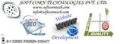 Soft Corn Technologies teams are design various website in Static website, dynamic site and commercial site for our client business.