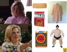 This week on Get That Look: If you've got short blonde hair, you're only five items away from stealing the style of Mad Men's Betty (Draper) Francis.