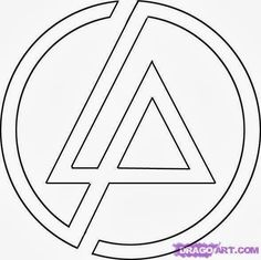 Cool Logos Draw Newer linkin park logo lp | Design images