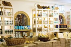 the land of corfu ' NATURAL PRODUCTS '