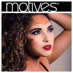 queen of broken hearts look by joheymi using motivescosmetics perfect halloween look