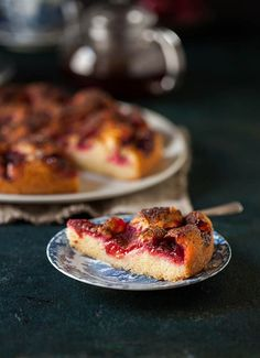 The perfect plum torte | DrizzleandDip.com