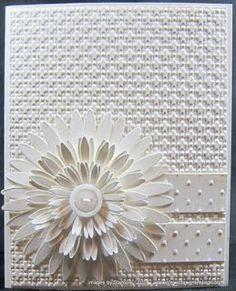 Pretty daisy card