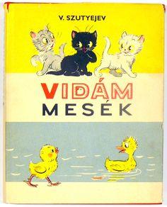Gyerekkorunk kedvenc könyveinek válogatása: Vidám mesék