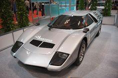 1970 MAZDA RX-500 concept
