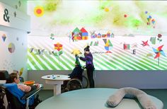 The New Experience in Arnhem offers an inspiring adventure for multi disable people based on all kinds of sensory stimulation: light, sound, colour, movement, the element of play. Photography (c) Mike Bink