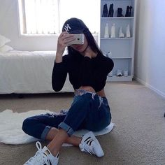 outfit chic nice