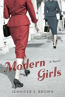 """West Metro Mommy Reads: Book Review: """"Modern Girls"""" by Jennifer S. Brown"""