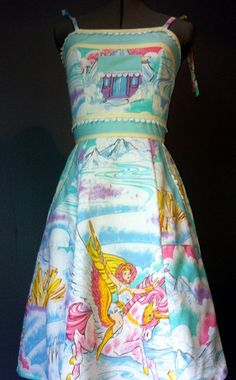 She Ra Princess of Power Dress. #Want