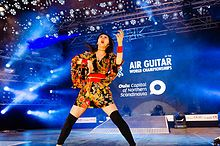 Air guitar - Wikipedia, the free encyclopedia