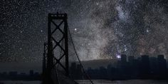Here's What SF Would Look Like With No Lights