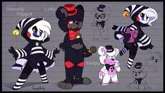I finally had a chance to play fnaf sorry for not posting lately school is killing me.DX anyway like always I hope you like Fnaf 6 Fnaf Oc, Anime Fnaf, Animatronic Fnaf, Marionette Fnaf, Freddy 's, Fnaf Characters, Fnaf Sister Location, Fnaf Drawings, Freddy Fazbear