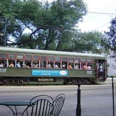 Videos and photos of history of New Orleans' iconic streetcars