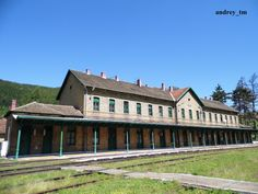 925 : Oravita - Anina - Pagina 15 -  Railway station - Anina - Romania