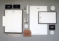 Designspiration — Food is Good : Lovely Stationery . Curating the very best of stationery design