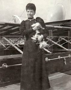 Dowager Empress Marie Feodorovna of Russia with her terrier in Tsar Nicolas Ii, Tsar Nicholas, Queen Victoria Prince Albert, Maria Feodorovna, Winter Palace, Princess Alexandra, Imperial Russia, The Empress, Family Album