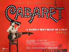 キャバレーの映画ポスター