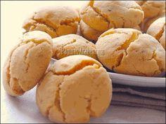 Estas galletas árabes son ligeramente crujientes por fuera y tiernas por dentro, ideales para acompañar con té o café...