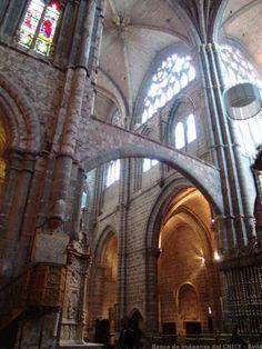 Interior Catedral de Avila, Spain http://whc.unesco.org/en/list/348
